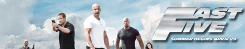 Fast Five Review Banner