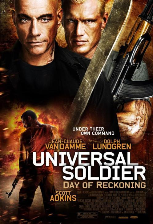 Universal Soldier 5